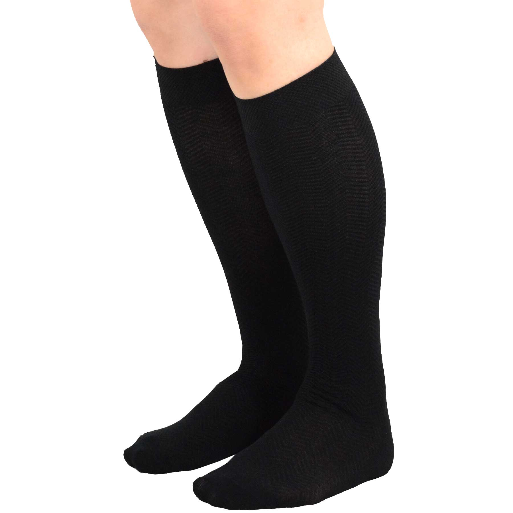 Over the Calf DRESS Socks 6pk - Assorted
