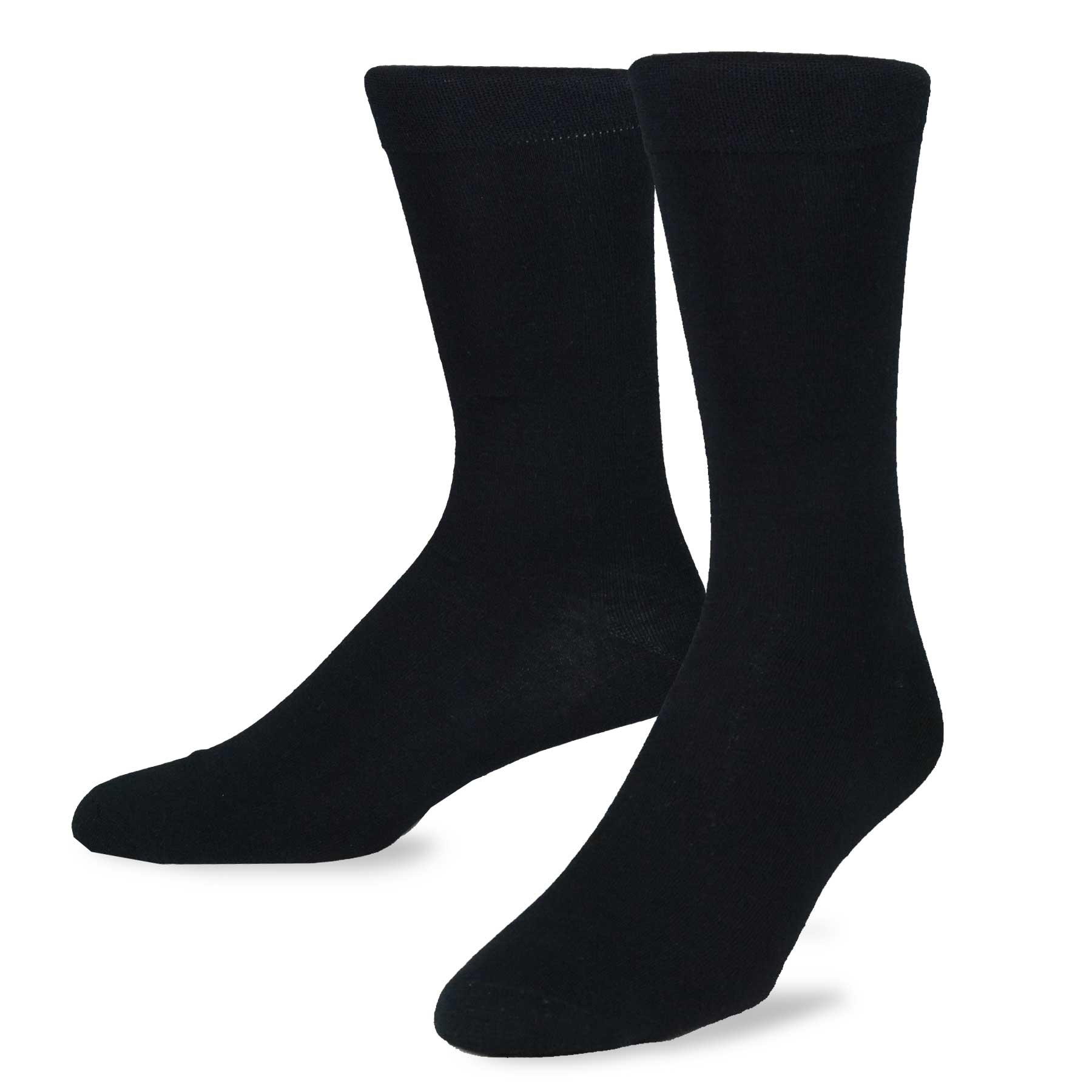 DRESS Socks Comfort Top 6pk